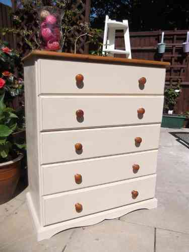 Dresser / Chest of drawers -  # # #  SOLD  # # #