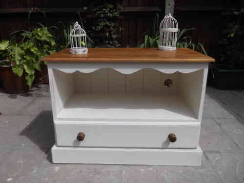 Shabby chic TV / Stereo unit # # # SOLD # # #