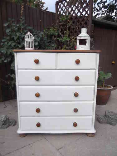 Beautiful , Large Farmhouse Chest of drawers   # # # SOLD # # #