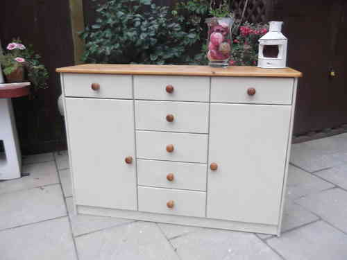 Country Farmhouse sideboard # # # SOLD # # #