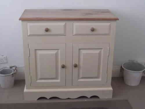 Vintage Farmhouse Sideboard  # # # SOLD # # #