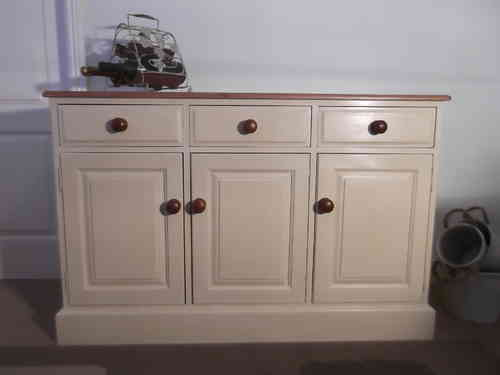 Solid Pine sideboard # # # SOLD # # #