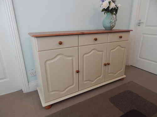 Pine Sideboard / cupboard , Farmhouse #  # # SOLD  # # #