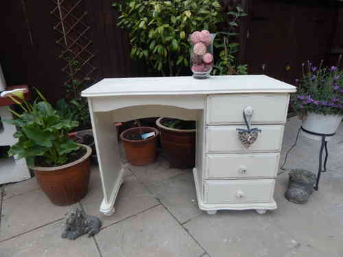 Shabby chic , Vintage Pine Dressing table # # # SOLD # # #