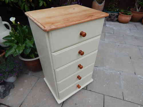 TALLBOY, CHEST OF DRAWERS, FARMHOUSE, PINE # # # SOLD # # #