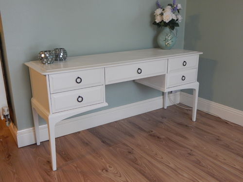BEAUTIFUL, ELEGANT , STAG MINSTREL DRESSING TABLE # # SOLD # #